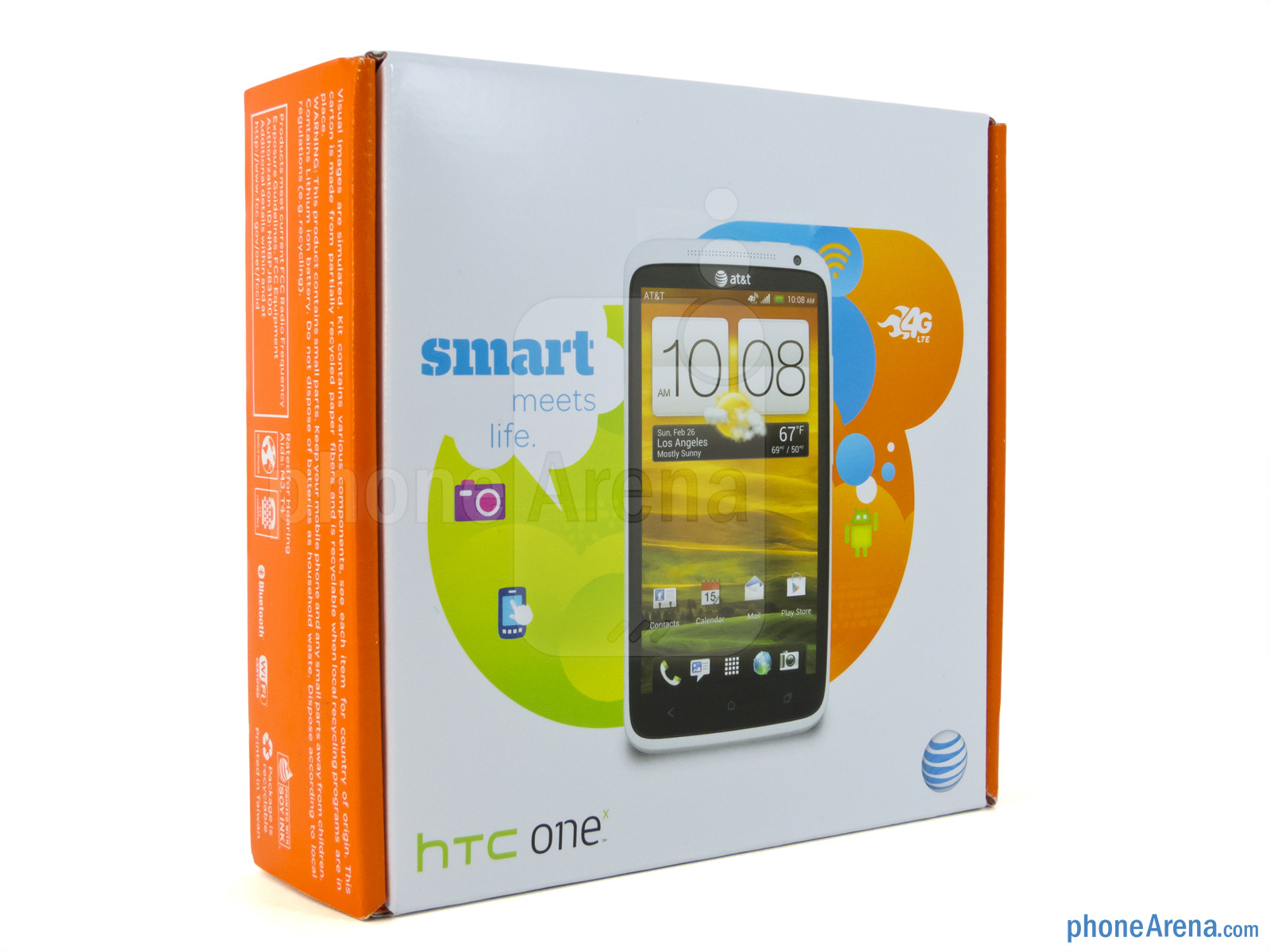 HTC One X for ATT Review