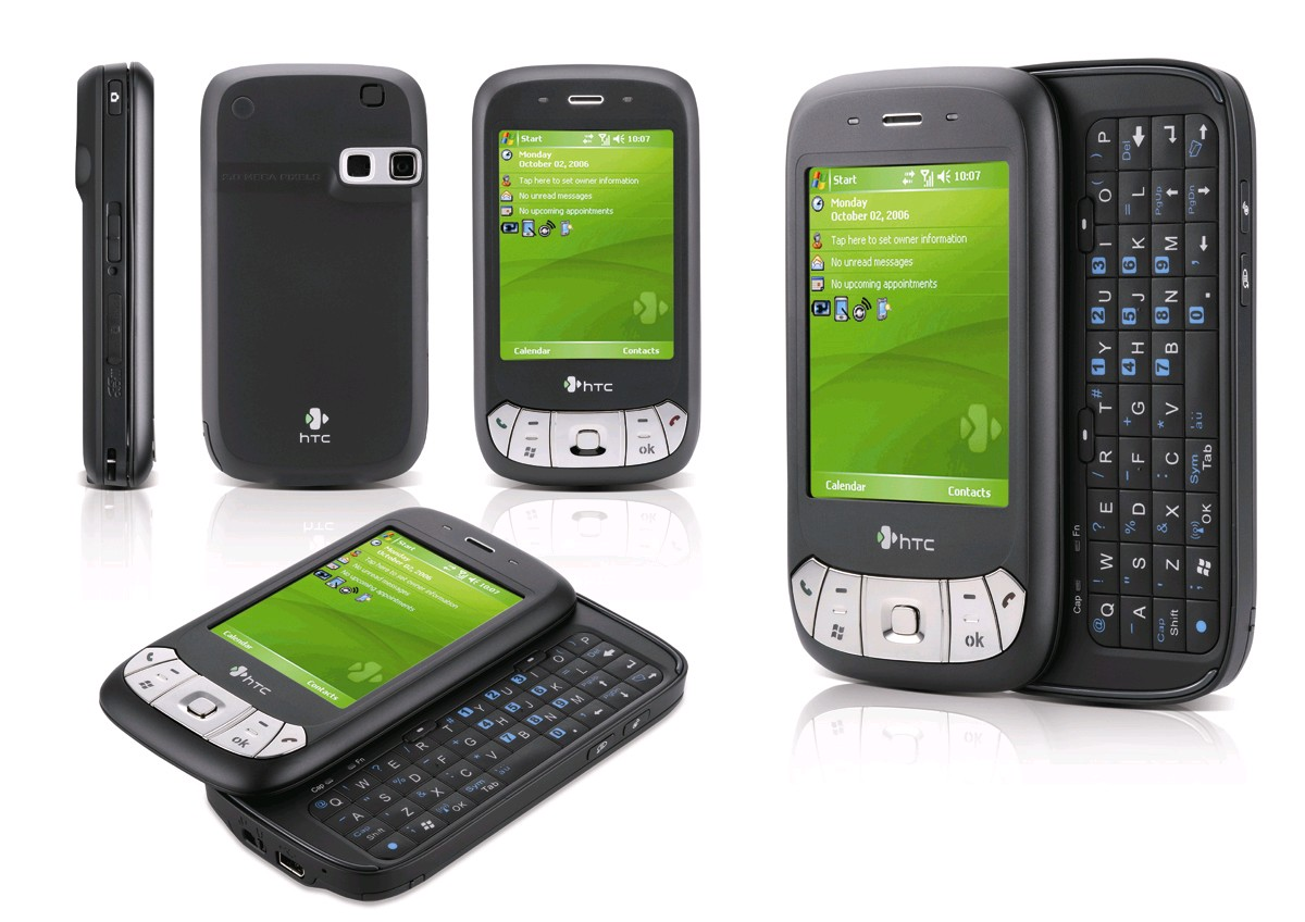 Larger Image for HTC P4350  UK  QWERTY    Expansys com UK