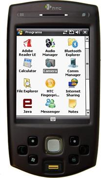 HTC P6500  HTC Sedna 100  Specs   Technical Datasheet   PDAdb