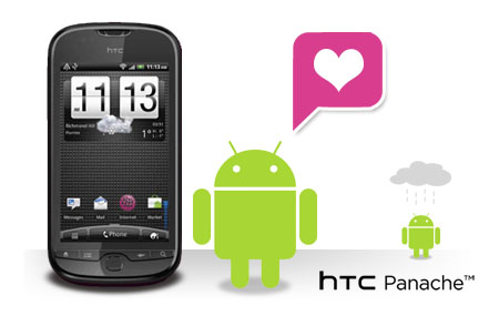 HTC MyTouch 4G Coming to Canada as Panache on Mobilicity