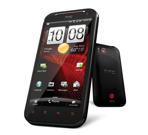 HTC Rezound   HTC Smartphones