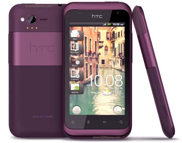 HTC Rhyme   Full phone specifications