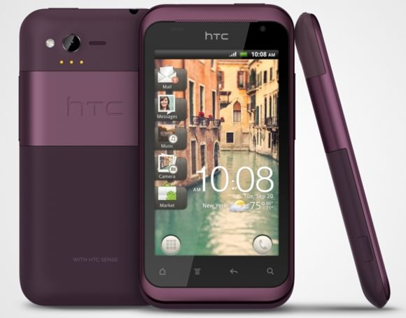 HTC Rhyme CDMA phone photo gallery  official photos