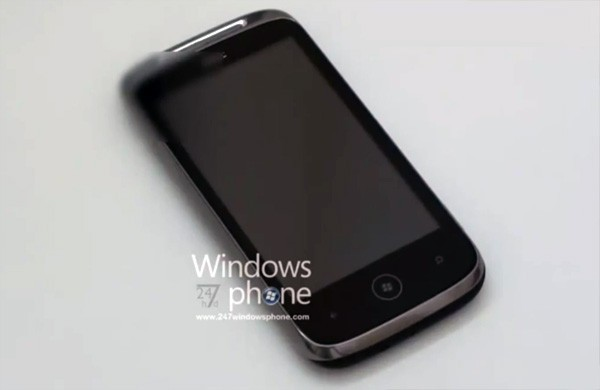 HTC Schubert  Windows Phone 7 gets an aluminum unibody handset to
