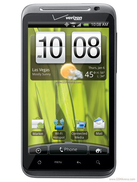 HTC ThunderBolt 4G   Full phone specifications