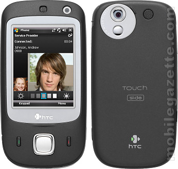 HTC Touch Dual   Mobile Gazette   Mobile Phone News
