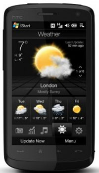 HTC Touch HD T8285 Mobile Price in india
