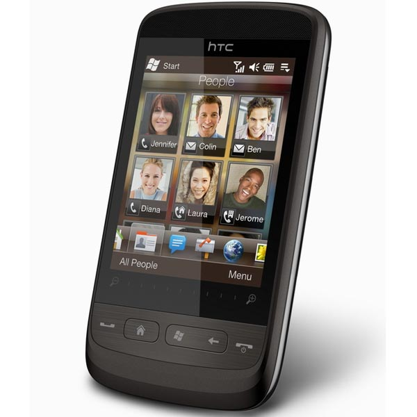 HTC Touch2 Smartphone   Geeky Gadgets