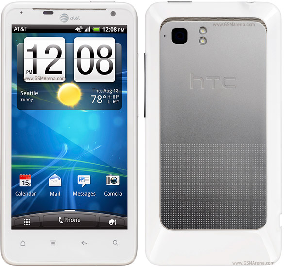 HTC Vivid pictures  official photos