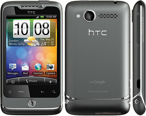 HTC Wildfire CDMA pictures  official photos