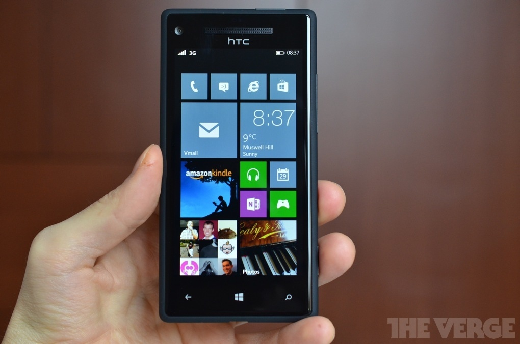 HTC Windows Phone 8X review   The Verge