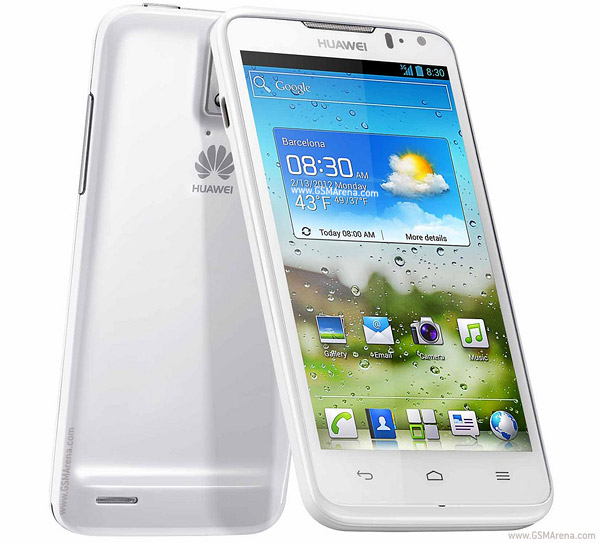 Huawei Ascend D quad XL pictures  official photos