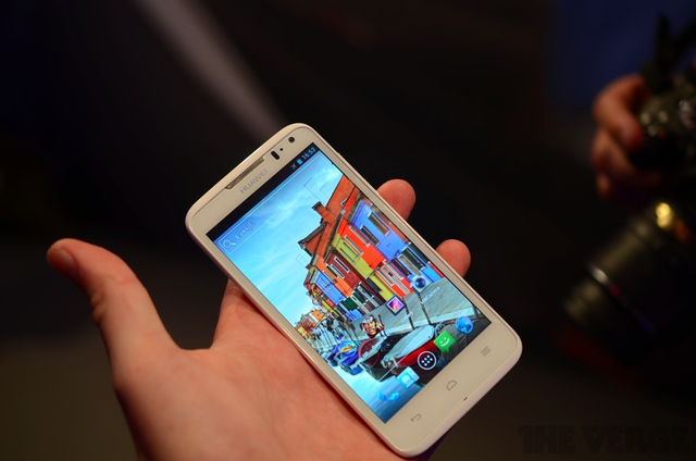 Huawei Ascend D1 quad now available online for  425   The Verge