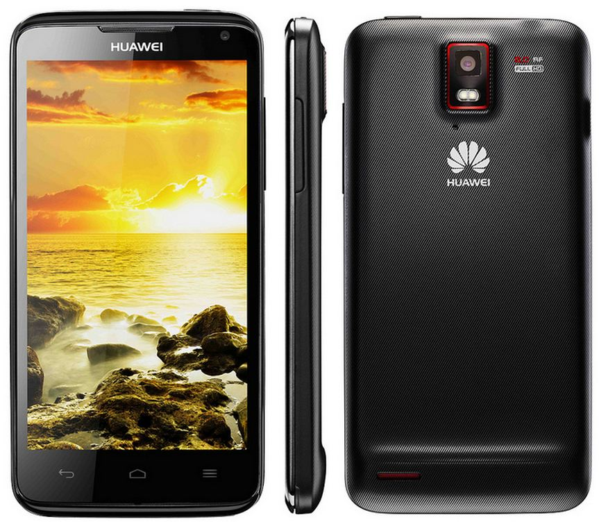 China Will Get The New Huaweis Ascend D1 Quad Core For  425 On