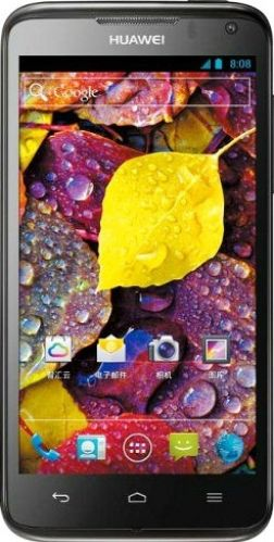Huawei Ascend D1 XL U9500E phone photo gallery  official photos