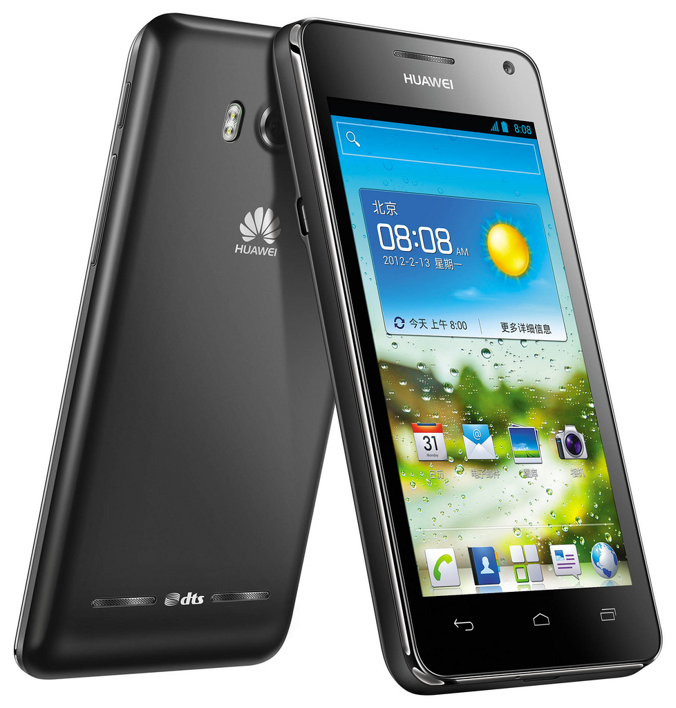Huawei Ascend G600     Android 4 0 on a 4 5    display   Eurodroid