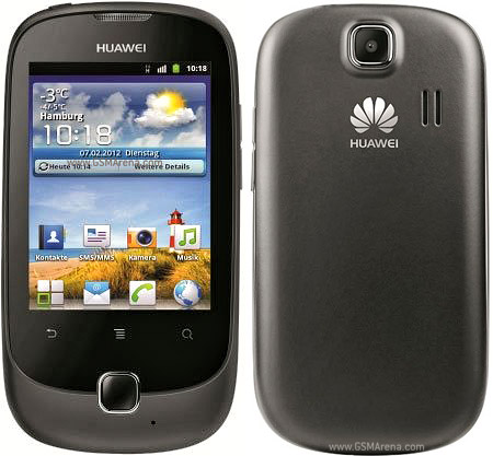 Huawei Ascend Y100 pictures  official photos