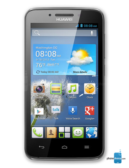 Huawei Ascend Y511 specs