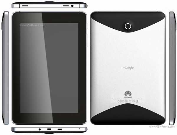 Huawei MediaPad pictures  official photos