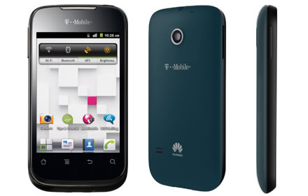 Huawei Summit  T Mobile  Specs   TheUnlockr