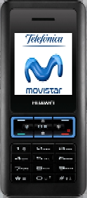 Huawei T208 mobile phone   MobiSet