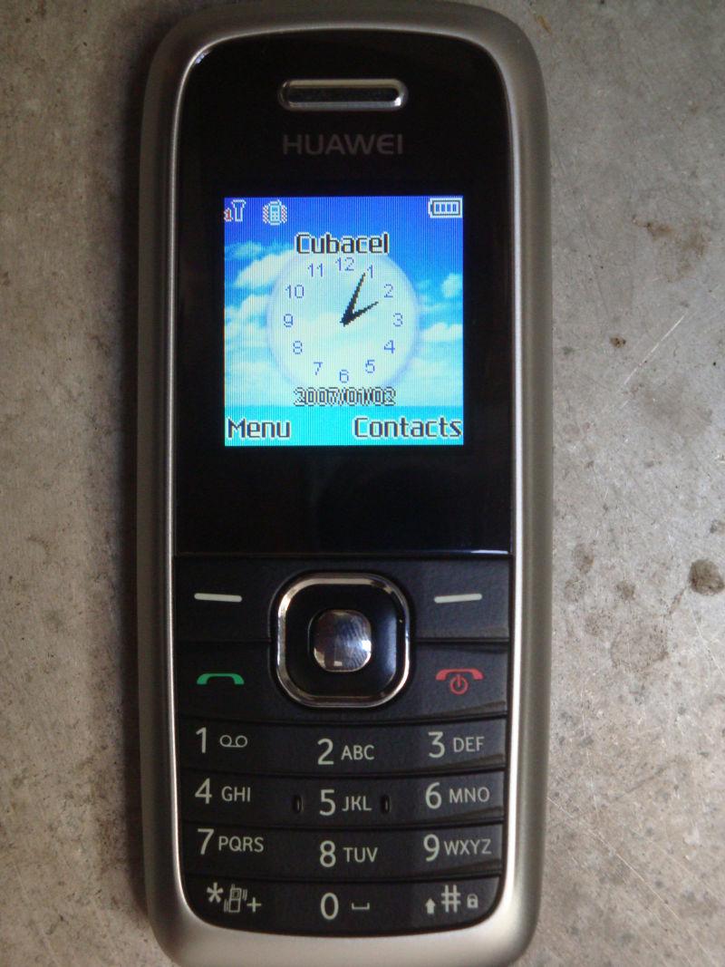 Huawei T261L Unlocked OK by Polar Box 2      REPORT OK    GSM