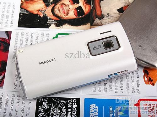 Wholesale Huawei T552 mobile phone 3G video CMMB TV JAVA QQ  Free