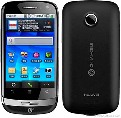 Huawei T8300 pictures  official photos