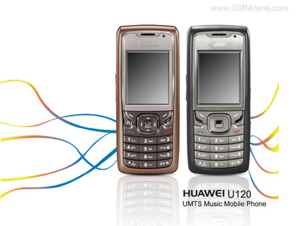Huawei U120 pictures  official photos