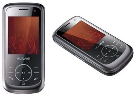 Huawei U3300 phone photo gallery  official photos