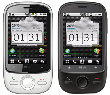 Huawei U8110 pictures  official photos
