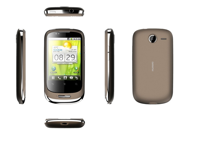Huawei U8180 Ideos X1 cell phone for Gaming by Huawei