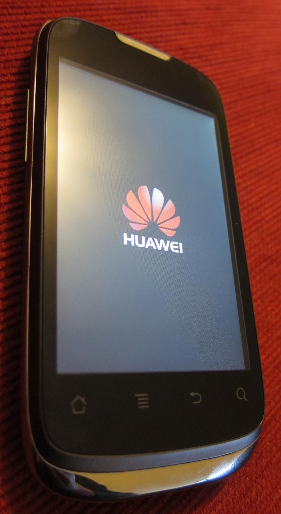 Huawei Sonic U8650 Review
