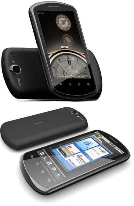 Huawei U8800 IDEOS X5 pictures  official photos