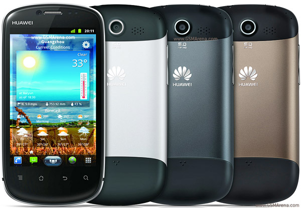 Huawei U8850 Vision pictures  official photos