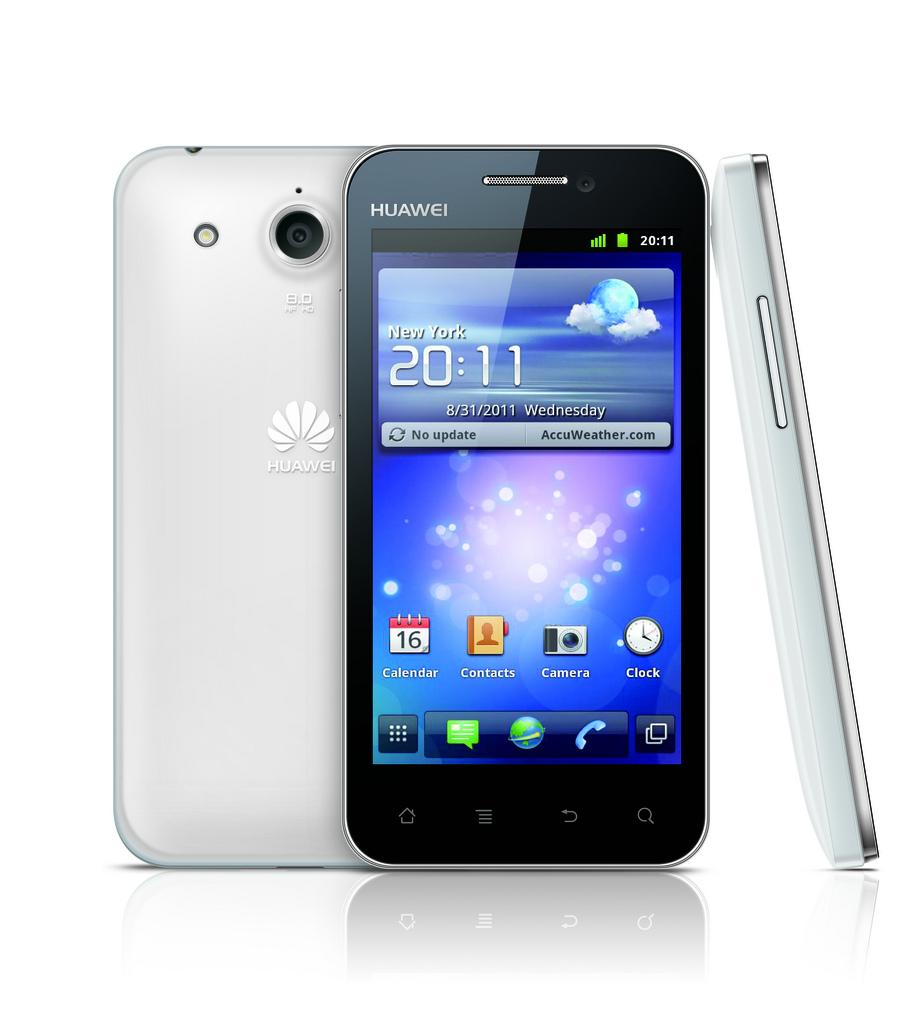 Mobile Raptor  Huawei U8860 Honor