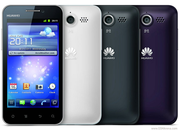 Huawei U8860 Honor pictures  official photos