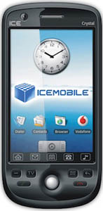 Icemobile Crystal free games apps ringtones reviews and specs   umnet