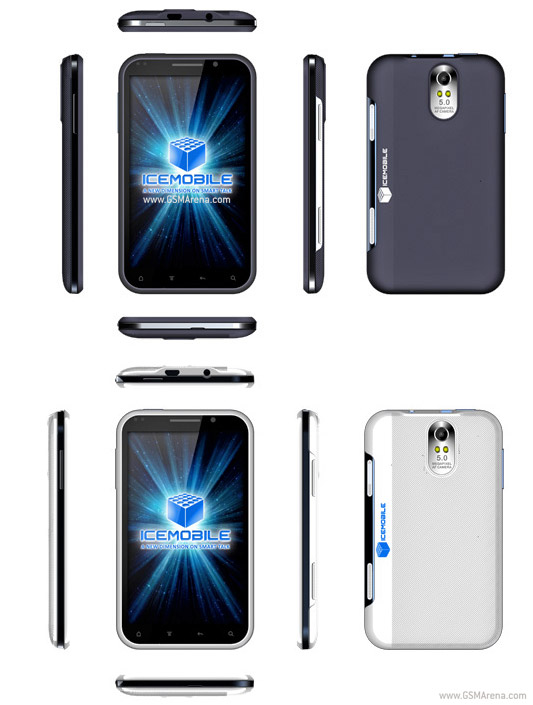 Icemobile Galaxy Prime pictures  official photos