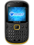 Icemobile Viento II   Full phone specifications