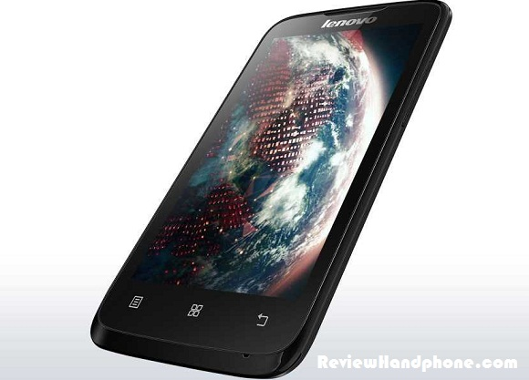 Review Handphone Lenovo A316i