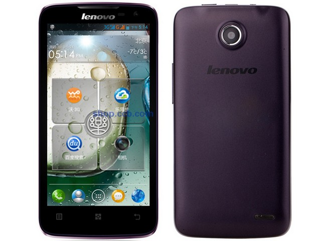 Lenovo A820 8MP FM 4Core 1 2GHz 1GB RAM 4 5 Dual SIM Standby