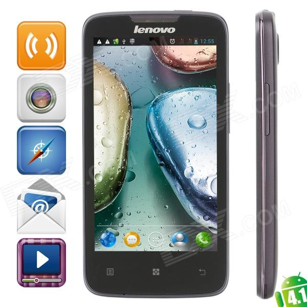 Lenovo A820 Android 4 1 WCDMA Quad Core Bar Phone w  4 5