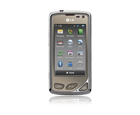 LG Samba LG8575  Cell Phone with Video Camera   LG USA