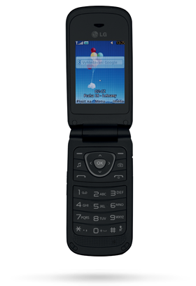 O2   LG A250   Mobile phones