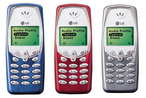 LG B1200 service manuals