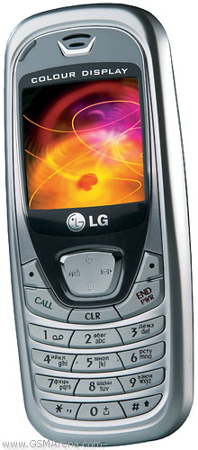 LG B2000 pictures  official photos
