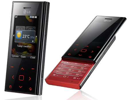 LG BL20 New Chocolate Never Locked 3G 5 MP  LG BL20 New Chocolate