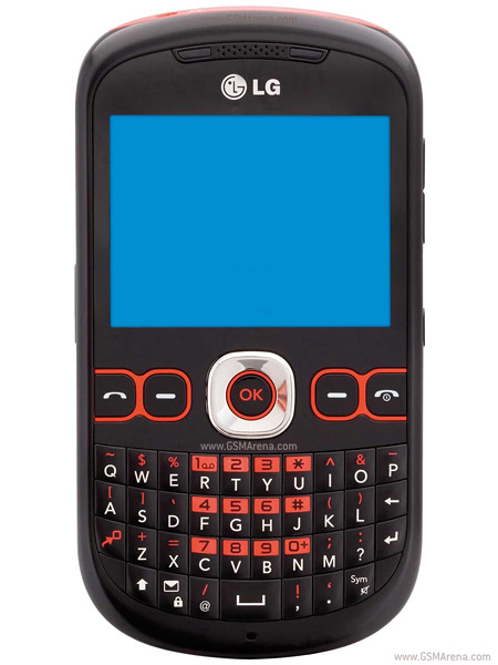 LG C310   Full phone specifications