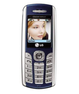 LG C3100 phone photo gallery  official photos